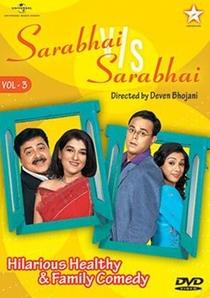 Sarabhai vs Sarabhai  - Poster / Capa / Cartaz - Oficial 1