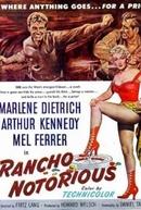 O Diabo Feito Mulher (Rancho Notorious)