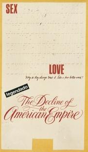 O Declínio do Império Americano - Poster / Capa / Cartaz - Oficial 3