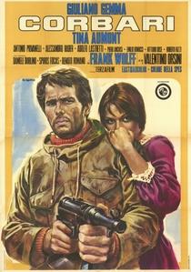 Corbari - A Guerra Subterrânea - Poster / Capa / Cartaz - Oficial 1