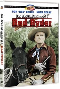 As Aventuras de Red Ryder - Poster / Capa / Cartaz - Oficial 3