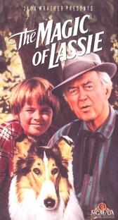 A Magia de Lassie - Poster / Capa / Cartaz - Oficial 2