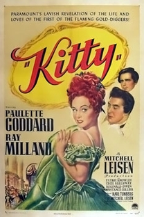 Kitty, A Flor do Lodo - Poster / Capa / Cartaz - Oficial 1