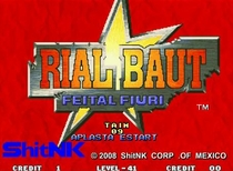 Real Bout Fatal Fury - Live Action - Poster / Capa / Cartaz - Oficial 1