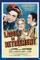 Mistério de uma Mulher (Ladies in Retirement)