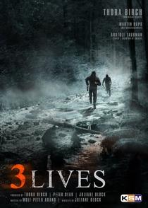 3 Lives - Poster / Capa / Cartaz - Oficial 2