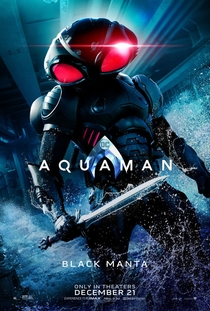 Aquaman - Poster / Capa / Cartaz - Oficial 8