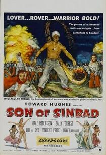 O Filho de Sinbad - Poster / Capa / Cartaz - Oficial 1