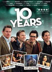 10 Anos de Pura Amizade - Poster / Capa / Cartaz - Oficial 3