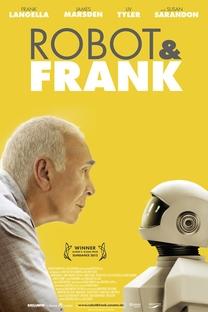 Frank e o Robô - Poster / Capa / Cartaz - Oficial 4