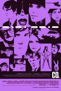 CQ - Poster / Capa / Cartaz - Oficial 2
