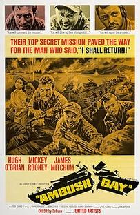 Baía da Emboscada - Poster / Capa / Cartaz - Oficial 2