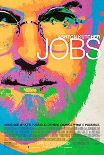 Jobs - Poster / Capa / Cartaz - Oficial 1