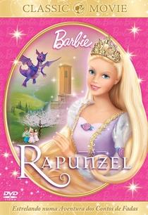Barbie - A Rapunzel - Poster / Capa / Cartaz - Oficial 1