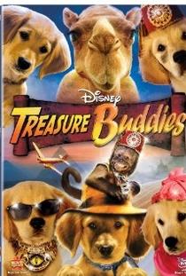 Treasure Buddies – Caça ao Tesouro - Poster / Capa / Cartaz - Oficial 1