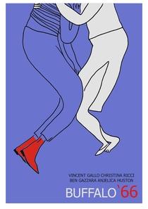 Buffalo '66 - Poster / Capa / Cartaz - Oficial 2