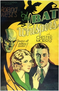 The Bat Whispers - Poster / Capa / Cartaz - Oficial 1