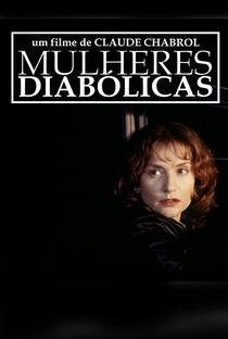 Mulheres Diabólicas - Poster / Capa / Cartaz - Oficial 5