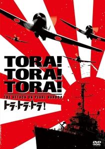 Tora! Tora! Tora! - Poster / Capa / Cartaz - Oficial 10