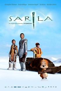 A Lenda de Sarila - Poster / Capa / Cartaz - Oficial 3