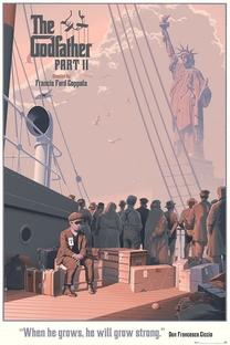 O Poderoso Chefão: Parte II - Poster / Capa / Cartaz - Oficial 13