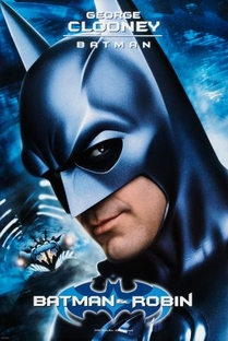 Batman & Robin - Poster / Capa / Cartaz - Oficial 8