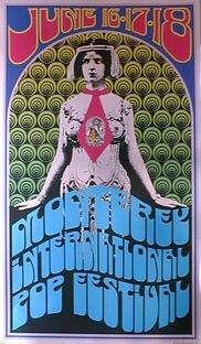 Monterey Pop - Poster / Capa / Cartaz - Oficial 2