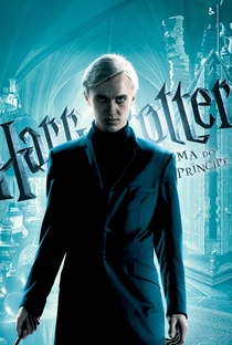 Harry Potter e o Enigma do Príncipe - Poster / Capa / Cartaz - Oficial 27