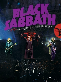 Live... Gathered in Their Masses - Poster / Capa / Cartaz - Oficial 1