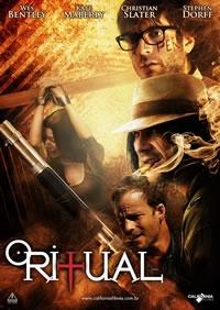 O Ritual - Poster / Capa / Cartaz - Oficial 2