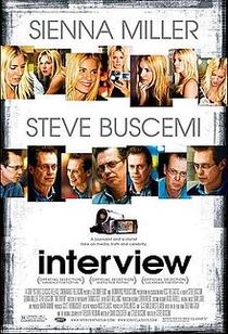 Entrevista - Poster / Capa / Cartaz - Oficial 3
