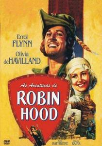 As Aventuras de Robin Hood - Poster / Capa / Cartaz - Oficial 4