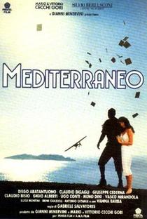 Mediterrâneo - Poster / Capa / Cartaz - Oficial 1