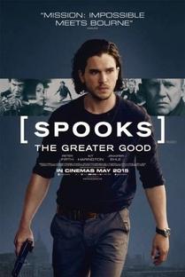 Spooks: O Mestre Espião - Poster / Capa / Cartaz - Oficial 1