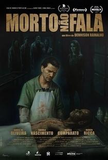 Morto Não Fala - Poster / Capa / Cartaz - Oficial 1