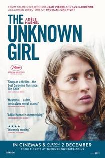 A Garota Desconhecida - Poster / Capa / Cartaz - Oficial 3
