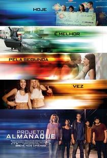 Projeto Almanaque - Poster / Capa / Cartaz - Oficial 2