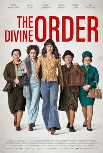 Mulheres Divinas - Poster / Capa / Cartaz - Oficial 4