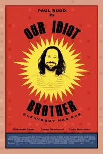 O Idiota do Meu Irmão - Poster / Capa / Cartaz - Oficial 4