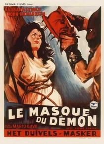 A Máscara de Satã - Poster / Capa / Cartaz - Oficial 9