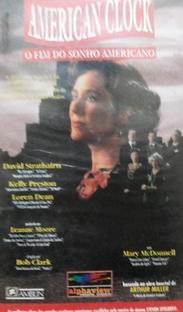 American Clock - O Fim do Sonho Americano - Poster / Capa / Cartaz - Oficial 1
