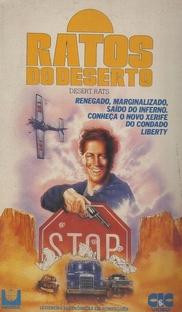 Ratos do Deserto - Poster / Capa / Cartaz - Oficial 1