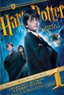 Criando o Mundo de Harry Potter Parte 1 - A Magia Começa - Poster / Capa / Cartaz - Oficial 1