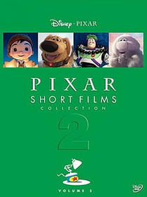 Pixar Short Films Collection - Volume 2 - Poster / Capa / Cartaz - Oficial 1