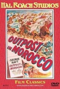 Posto Avançado em Marrocos - Poster / Capa / Cartaz - Oficial 1