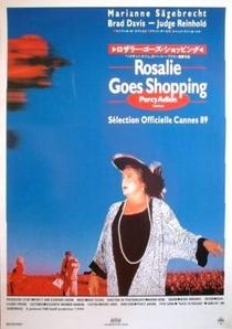 Rosalie Vai às Compras - Poster / Capa / Cartaz - Oficial 3