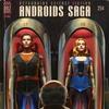 """Dragon Ball Z: artista retrata a """"Saga dos Androides"""" como capas de pulp fiction"""