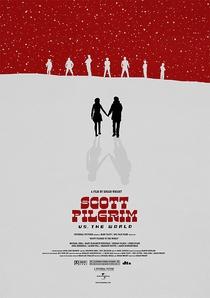 Scott Pilgrim Contra o Mundo - Poster / Capa / Cartaz - Oficial 17