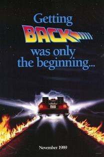 De Volta Para o Futuro - Parte II - Poster / Capa / Cartaz - Oficial 5