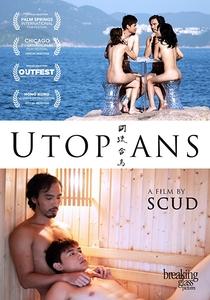 Utopians - Poster / Capa / Cartaz - Oficial 4